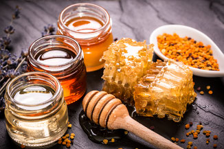 Local Greek Honey