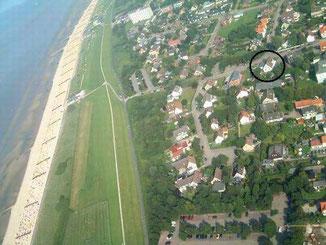 Cuxhaven Ferienwohnung am Strand ohne WLAN Ferien