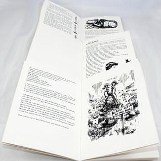 textes illustrés sur l'Auvergne
