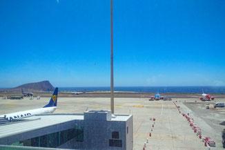 Teneriffa, Kanarische Inseln, Die Traumreiser, Flughafen Teneriffa Süd