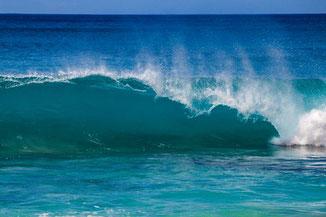 Westküste Oahu, Keawaula Beach, Strand, Oahu, Hawaii, USA, Strand, Die Traumreiser