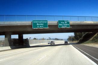 Las Americas San Diego, Kalifornien, USA, Die Traumreiser