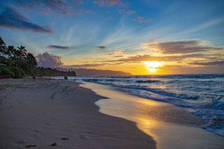 Nordküste Oahu, Strand, Sunset Beach, Oahu, Hawaii, USA, Strand, Die Traumreiser