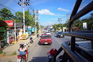 Koh Samui, Thailand, Die Traumreiser