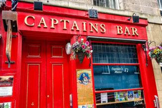 Bar, Pub, Edinburgh, Schottland, Die Traumreiser