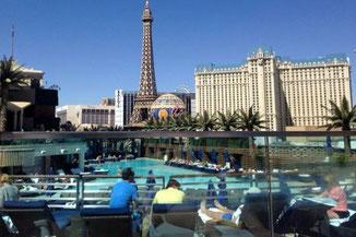 Cosmopolitan Hotel, Pool, Las Vegas, Casino, Nevada, USA, Die Traumreiser