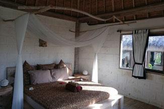 Typische Hütte im Le Yanandra