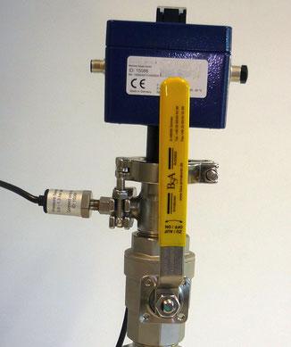 Sensor CH4 - biogas