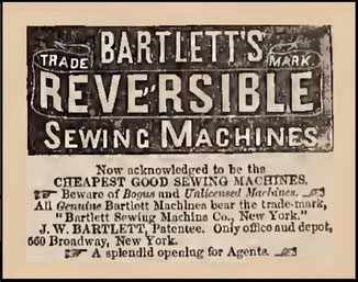 May 1867 Advertisement