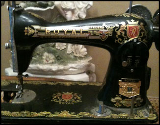 The Royal Sewing Machine Company - Quiltingboard