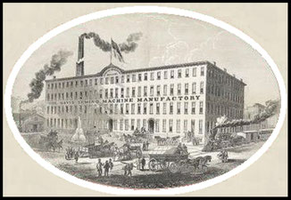Davis Sewing Machine Manufactory
