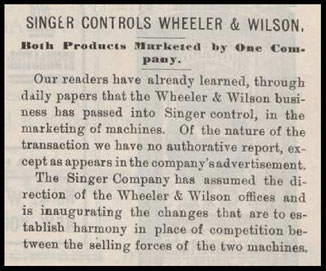 Sewing Machine Times  November 25, 1905