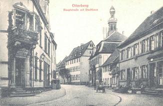 Hauptstraße Mitte