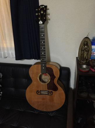 Gibson、J-100XT