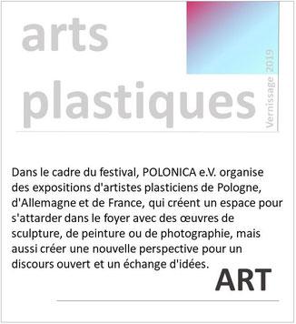 """Informations sur les expositions d'art dans le cadre du Rock & ChansonFestival """"Köln-Breslau-Paris"""" à Cologne, organisé par Polonica e.V."""
