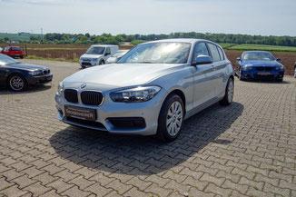 Autohaus Cars & More Sachsenheimer BMW 116i