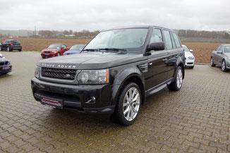 Autohaus Cars & More Sachsenheimer Range Rover Sport