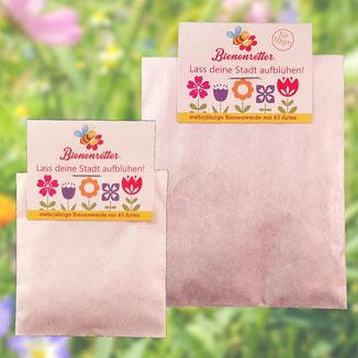 Blühmischungen für Bienen Bienenretter Lass deine Stadt aufblühen