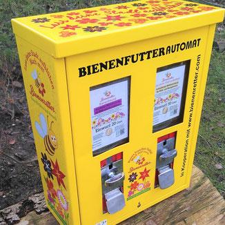 Bienenautomat füllware Bienenfutter