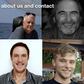 about us and contact