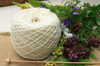 Laine Mérinos à tricoter