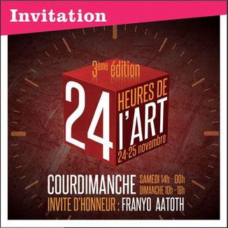 2010 - 24 heures de l'art - Courdimanche - Roman Gorski