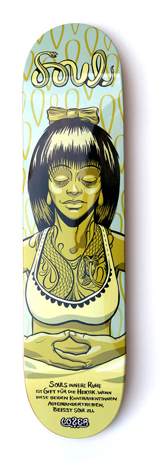 skateboarddesign - soul meditiert