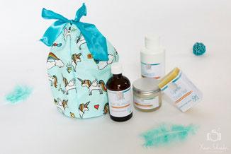 produit cosmétique naturel et bio bébé et enfant