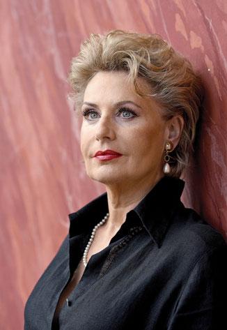 Mezzosopranistin Doris Soffel (Foto: Boris Streubel).
