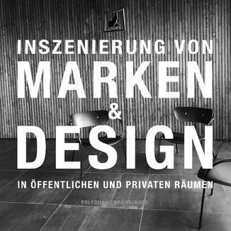 Inszenierung von Marken und Produkten, Werbe Botschaft Polydual & branding3D für Marken Inszenierung