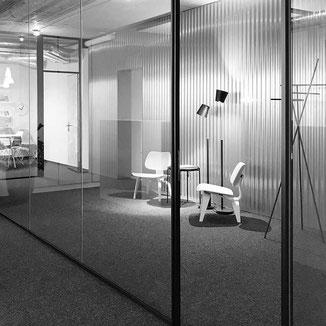 Eingangsbereich im Headquatervon REMAX Switzerland