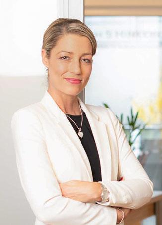 Rechtsanwältin Nadine Hinkebeen