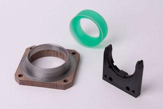 matériaux aciers titane plastique précision sampec