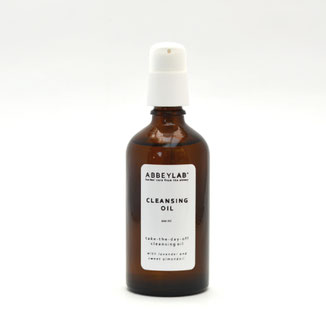 #abbeyLAB #allnaturalskincare #herbalskincare cleansing oil