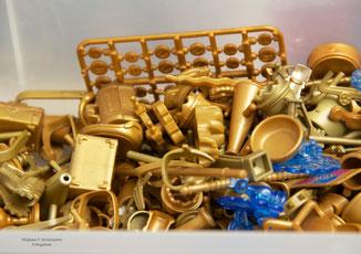 Goldenes Playmobil® Zubehör