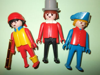Playmobil® Figuren Klickys