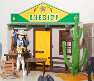 Playmobil® Sheriff