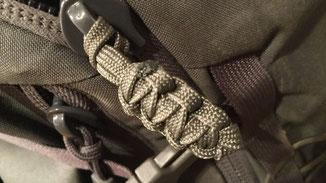 Paracord Zipper Puller