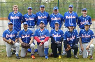 Das letzte Herrenteam aus 2010