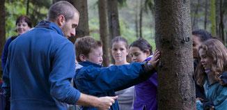 Kinder Lernen Natur