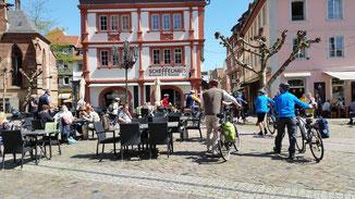 Neustadt, Marktplatz