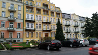 Hotel Pawlik - ein Gebäudekomplex mit tollen Kuranwendungen