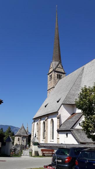 Maria Alm, Wallfahrtskirche