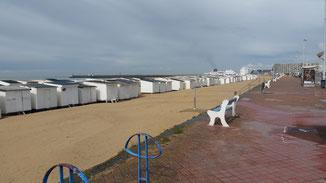 Am Strand von Calais...