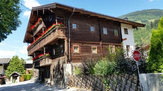 Eines der ältesten Häuser...
