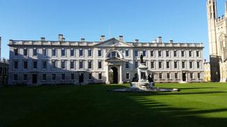 King's College, Gebäude für Unterricht, Studium und Verwaltung