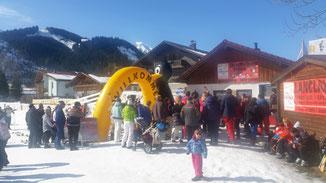 Skikindergarten Tannheim