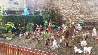 Der Zwergengarten...