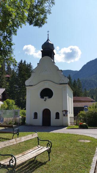 Rieden, St. Georg Kapelle