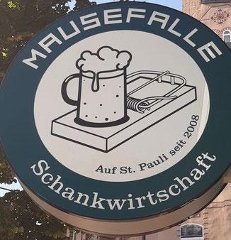 MAUSEFALLE - Reeperbahn 162 Hamburg St. Pauli